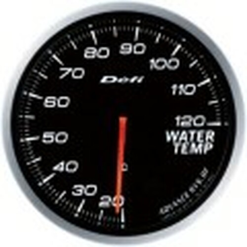 Defi Advance BF Series 60mm Link-Meter Gauge - Water Temperature