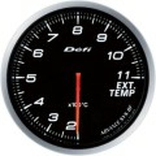 Defi Advance BF Series 60mm Link-Meter Gauge - Exhaust Gas Temperature