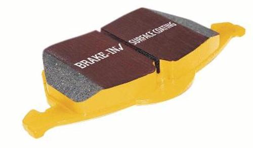 EBC Yellowstuff Front Brake Pads - Nissan R35 GT-R 09+