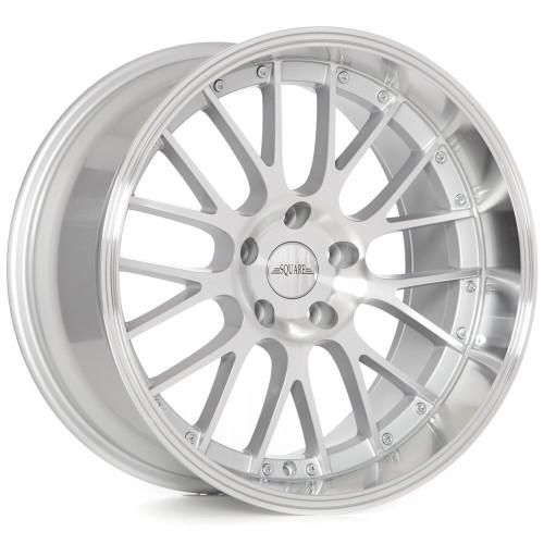 SQUARE Wheels G6 Model - 17x9 +15 5x114.3
