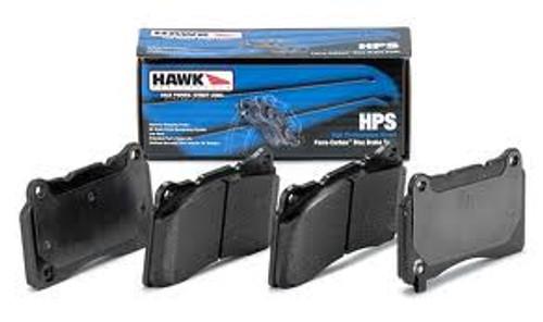 Hawk HPS Rear Brake Pads - Scion FR-S / Subaru BRZ