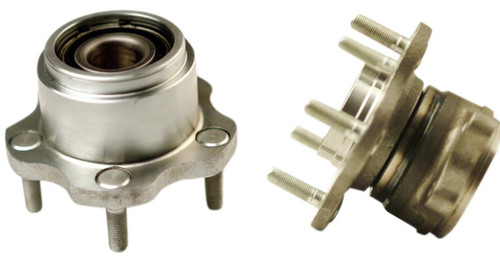 Ichiba 5-Lug Front and Rear Hubs for Nissan 240sx 89-94