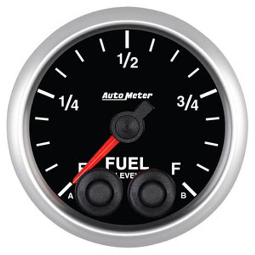 Auto Meter Elite Series 52mm Gauges - Fuel Level