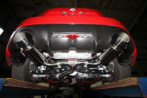 Invidia N1 Cat-Back Exhaust System - Scion FR-S / Subaru BRZ