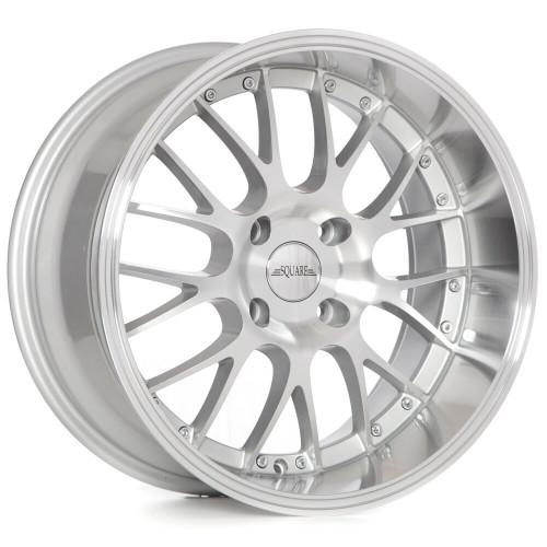 SQUARE Wheels G6 Model - 18x9.5 +12 4x114.3 (single)