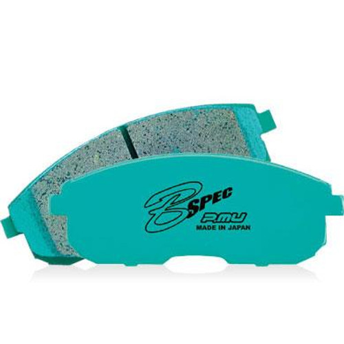 Project Mu B-Force Front Brake Pads - Toyota Corolla AE86 GT-S 84-87