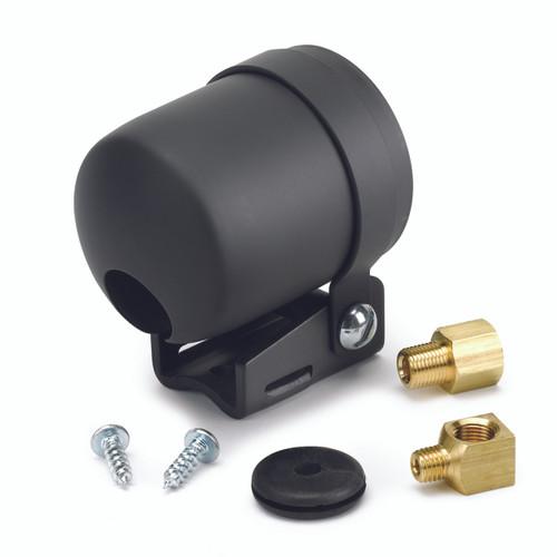 "AutoMeter Gauge Mount 2 1/16"" Pedestal W/ Black Cup"