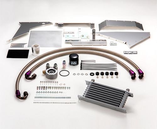 HKS Oil Cooler Kit for Honda Civic Type R FK8