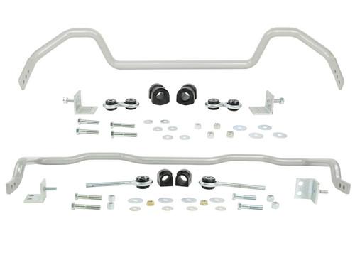 Whiteline Front and Rear Sway bar - vehicle kit - BBK001