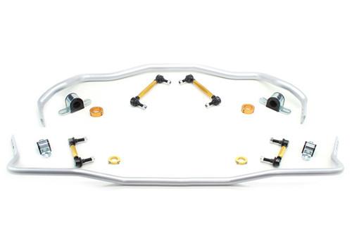 Whiteline Front and Rear Sway bar - vehicle kit - BFK006
