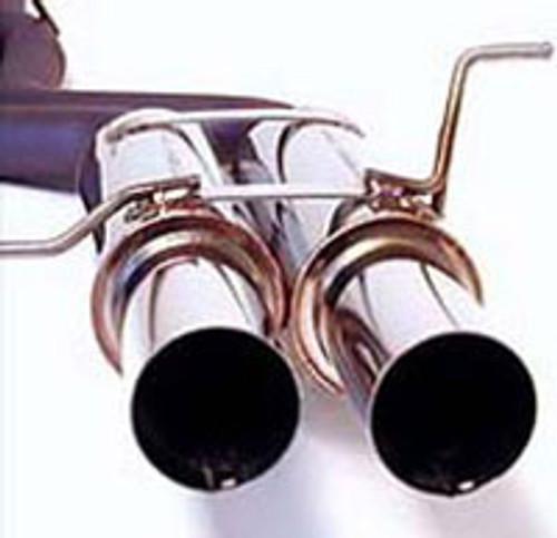 APEXi Dual N1 Exhaust - Nissan 240sx