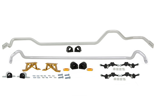 Whiteline Front and Rear Sway bar - vehicle kit - BSK010M