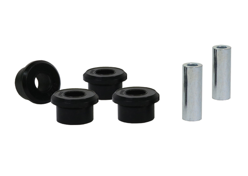 Whiteline Front Control arm - lower inner front bushing - W53431