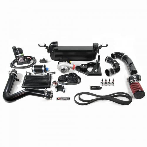 Kraftwerks Black Edition Supercharger Kit w/o Tune for Mazda Miata '06-'15