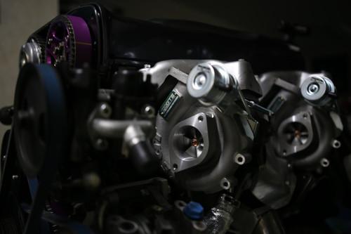 HKS GTIII 2530 Sports Turbine Kit for RB26DETT