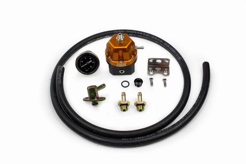 IS-FPRKit-V2 ISR Performance Fuel Pressure Regulator Kit for Nissan KA / SR / RB - Version 2 E85 Compatible