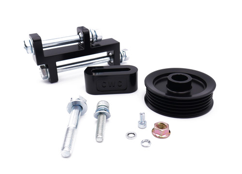 Clockwork Customs - SR Alternator Conversion Bracket - LS1 Alternator - SR Engine