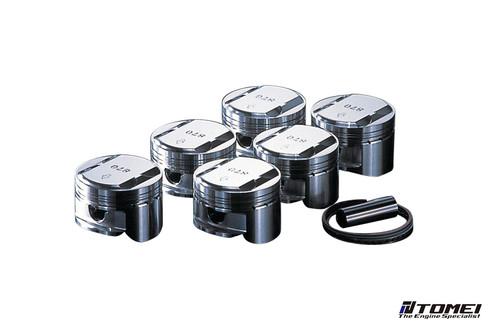 Tomei Forged Piston Kit Rb26Dett 87.00mm
