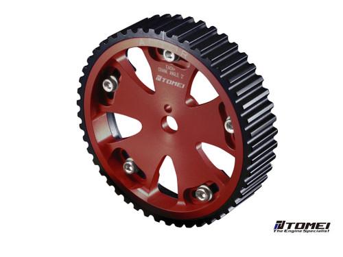 Tomei Adjustable Cam Gear 4G63 Evo4-9 1Pc