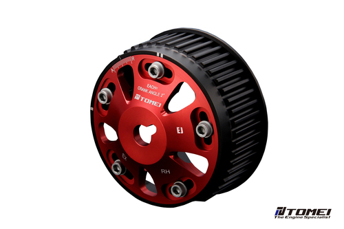 Tomei Adjustable Cam Gear Ej20/Ej25 Single Avcs Ex Rh