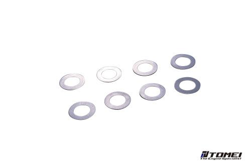 Tomei Valve Spring Seat Set 4G63/Ej205/Ej207/Ej255/Ej257 0.3mm 8Pcs