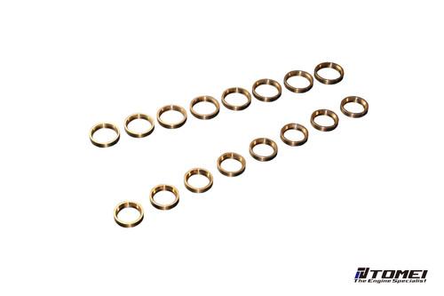 Tomei Berylium Valve Seat Ring Set Sr20De(T)