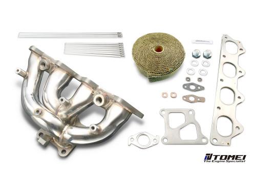 Tomei Exhaust Manifold Kit Expreme 4G63 Evo4-9 With Titan Exhaust Bandage