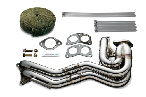 Tomei Exhaust Manifold Kit Expreme Fa20 Zn6/Zc6 Unequal Length With Titan Exhaust Bandage