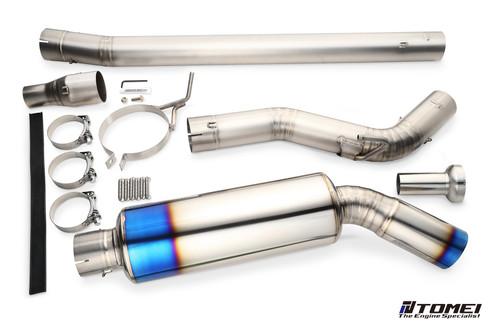 Tomei Full Titanium Muffler Kit Expreme Ti Mustang Ecoboost 2015+