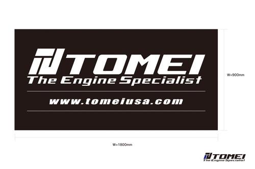 Tomei Banner Engine Specialist Black