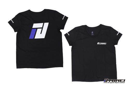 Tomei T-Shirt Tomei 2016 Ladies Black M