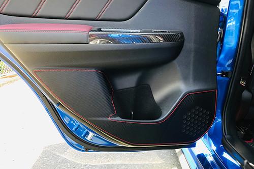 Revel Red Door Kick Guard for Subaru WRX/STI '16-'19