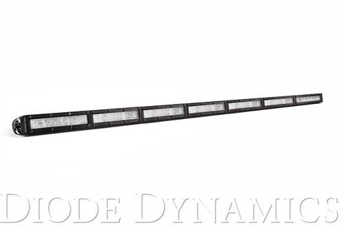 Diode Dynamics 42 Inch LED Light Bar  Single Row Straight Clear Wide Each Stage Series