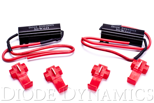 Diode Dynamics LED Resistor Kit Pair
