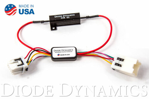 Diode Dynamics G35/G37 Coupe Tail as Turn Kit