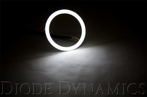 Diode Dynamics Halo Lights LED 90mm White Single