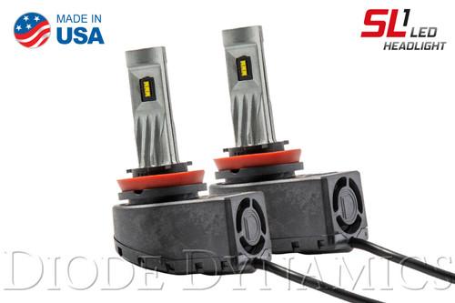 Diode Dynamics H11 SL1 LED Headlight Pair