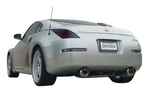 Invidia N1 Exhaust for 350z 03-09