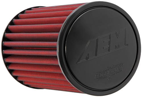 """AEM AIR FILTER KIT 2.75"""" X 8"""" DRYFLOW"""