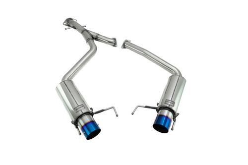 Megan Racing Axle Back Exhaust System for Lexus IS250/350 06-13