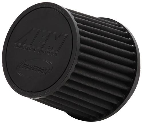 "AEM AIR FILTER; 4.5"" X 5"" DRYFLOW"