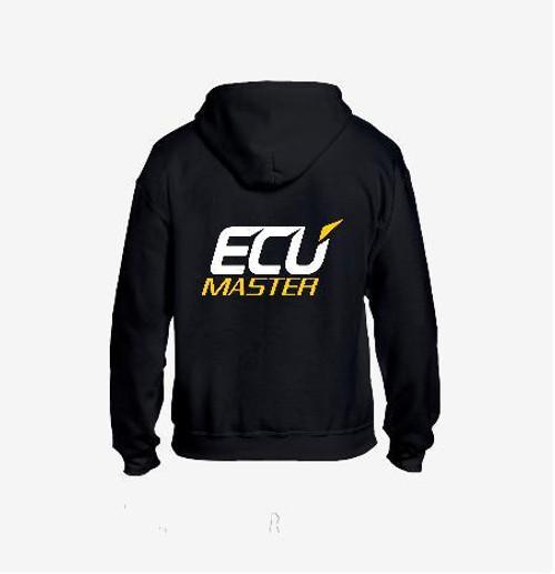 ECUMaster  Zip Hoodie- Extra Large