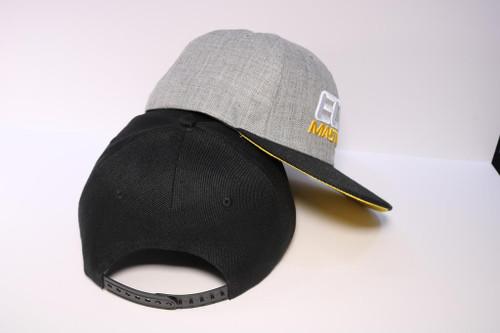 ECUMaster Embroidered  Snapback Hat