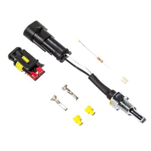 ECUMaster  Fluid Temperature Sensor (oil, water, etc.), 1/8 NPT