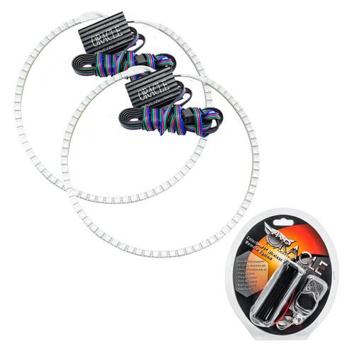 Ford Explorer Sport Trac 2008-2010 ORACLE ColorSHIFT Halo Kit