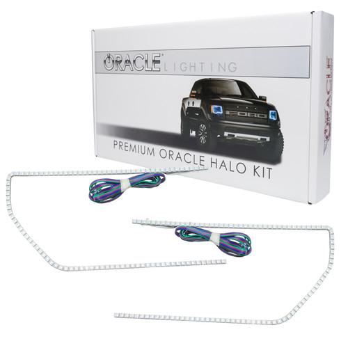 Ford F-150 / Raptor 2009-2014 ORACLE ColorSHIFT Perimeter Halo Kit
