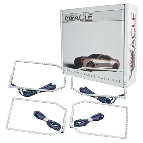 Chevrolet Silverado 2014-2015 ORACLE ColorSHIFT Halo Kit Non-Projector Style