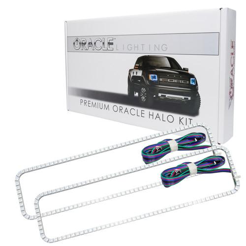 Chevrolet Suburban 1992-1999 ORACLE ColorSHIFT Halo Kit