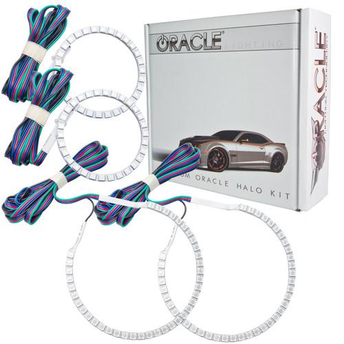 BMW 6 Series 2006-2010 ORACLE ColorSHIFT Halo Kit