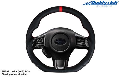 Buddy Club Sport Steering Wheel for Subaru WRX / STI '15+